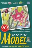 Eventi - Fossano (CN) 2005 Mostra Mercato Modellismo Statico E Dinamico - - Manifestazioni