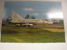Koninklijke Luchtmacht KLu Convair F-102 Delta Dagger USAF Te Soesterberg - 1946-....: Moderne