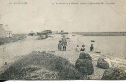 N°3290 T -cpa De Cherbourg à Jobourg -Omonville La Roque -la Grève- - Cherbourg