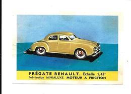 KB1352 - IMAGE CAFESMASDA - RENAULT FREGATE - Auto's