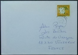 Portugal - Cover To France 1995 Discoveries 75$ Solo - 1910-... República