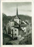 SVIZZERA  SUISSE  VD  ROMAINMÔTIER-ENVY  Eglise  Vue Du Nord-est - VD Vaud