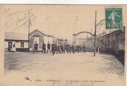 Nièvre - Guérigny - Les Forges, Sortie Des Quartiers - Guerigny