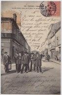 85 - B15806CPA - CHALLANS - La Rue Gobin, Un Groupe De Maraichins - Assez Bon état - VENDEE - Challans