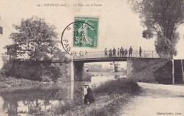 Pas-de-Calais - Roeux - Le Pont Sur Le Canal - Frankrijk