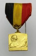 Médaille. Foeudus Musicorom Belgarum Promerito Ex Suo. - Professionnels / De Société
