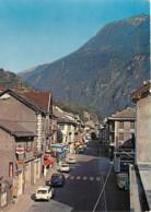 Automobiles - Voitures De Tourisme - Saint Michel De Maurienne - La RN6 - Voir Scans Recto-Verso - Voitures De Tourisme