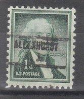 USA Precancel Vorausentwertung Preo, Locals New Jersey, Allenhurst 734 - Vereinigte Staaten