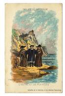 Fables De La Fontaine, Illustration D'après Gustave DORE, L'huître Et Les Plaideurs , COLLECTION De La KOLARSINE Et De L - Vieux Papiers