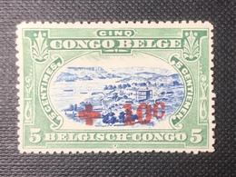 OBP 72 - Congo Belge