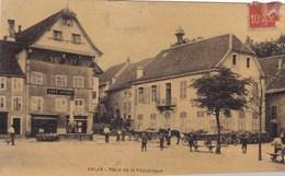 Territoire-de-Belfort - Delle - Place De La République - Delle