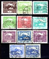 Cecoslovacchia-B-0012 - Emissione 1918-20 - Varie Tonalità Di Colore (o) Used - Senza Difetti Occulti. - Non Classificati