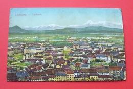 Ljubljana (Laibach) - Ca. 1910 - Slovenia --- Slovénie Slowenien --- 21 - Slovénie