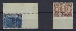 OC38/54** : Occupation Belge En Allemagne : Il Manque Le OC46 (16.50€) Mais 2x Le OC49 + Plusieurs Petites Valeurs - Weltkrieg 1914-18