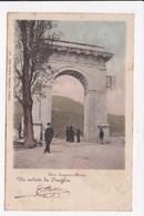 CP Un Saluto Da ONEGLIA Arco Impero Ponte - Italie