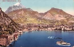 LAGO DI GARDA - RIVA 1909 //ak311 - Other Cities