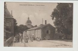 FRANCE / CPA / RIMAUCOURT / PLACE DU CHATEAU / 1917 - Autres Communes