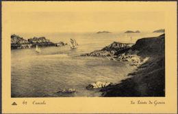 CPA Cancale, Pointe Du Grouin. - Cancale