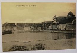Merouville. La Place E13 - France