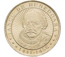 Romania, 2016, John Hunyad- Voivode Of Transylvania, 50 Bani - Romania