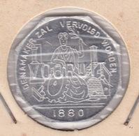 2 Jetons - Token  VOORUIT Belgique - Monetary / Of Necessity