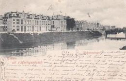 4812112Groete Uit 's Hertogenbosch, St. Janssingel. – 1900. (linksboven Een Vouw) - 's-Hertogenbosch