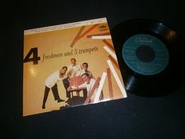 EP 45 Tours Jazz 4 Freshmen & 5 Trumpets Capitol - Jazz