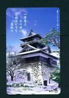 JAPAN - Magnetic Phonecard As Scan (311-102) - Japon