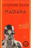 JOSEPHINE BAKER - MADIANA - 1932 - EXCELLENT ETAT PROCHE DU NEUF - - Musique & Instruments