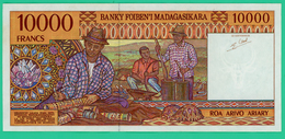 10000 Francs - Madagascar - B26946316 - TTB  - 1994 - Madagascar