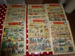 DONALD  1948 Et 1951, Lot De 5 Numéros   ; L06 - Andere Magazine