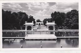 Post Card / Lahore (Pakistan India) Shalimar Garden - Pakistan