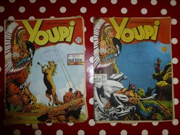 YOUPI 1948 , Lot De 2 Numéros   ; L06 - Magazines Et Périodiques