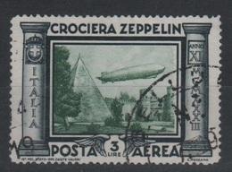 1933 Crociera Zeppelin 3 L. US - Usati