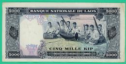 5000 Kip - Laos - N° 735357 - TTB - - Laos