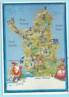 528 - FINLAND - MAP - Cartes Postales