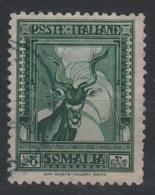 1932 Somalia Pittorica 20 L. Dent.12 US* - Somalia