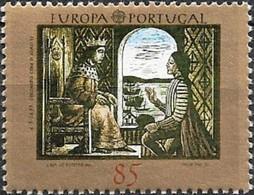 Portugal 1992, CEPT (MNH, **) - Europa-CEPT