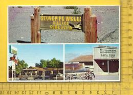 CPM  ETATS-UNIS, C.A., DEATH VALLEY : Stovepipe Wells Village, National Monument - Death Valley