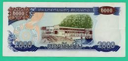 2000 Kip - Laos - N° QQ4460834 - 1997  - TTB - - Laos