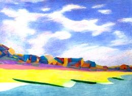 Saint Aubin - Pastels