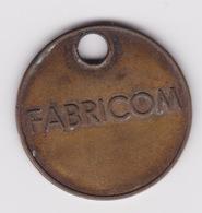 Jeton - Token  FABRICOM - Non Classificati
