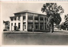 Bangui (A.E.F. République Centrafricaine) - Oubangui-Chari - Le Trésor - Carte N° 709 Non Circulée - Centrafricaine (République)