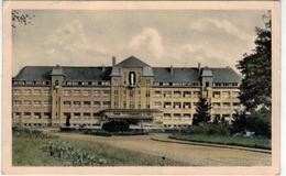 Banneux - Institut Notre Dame - Façade Principale - Colorisée - Liege