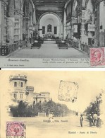 Rimini  2 Cartes  1907/1908 - Italia