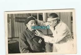WW2 - CARTE PHOTO Du Stalag XII Fen 1942  - FREINSHEIM - Théatre - Prisonnier - Medecin - Dentiste - Santé - Guerre 1939-45