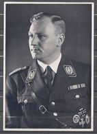 Deutschland Erwacht Sammelwerk Nr. 8: Sammelbild Nr. 58, Gruppe 33, Der Chef Des Stabes Victor Lutze - Cigarette Cards