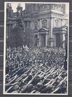 Deutschland Erwacht Sammelwerk Nr. 8: Sammelbild Nr. 74, Gruppe 33,  Hitler Jugend Tag Der Arbeit 1.Mai 1933 - Cigarette Cards