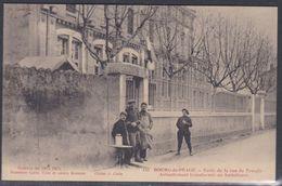 Bourg-de-Péage : Ecole De La Rue De Temple Ayant Voyagé, TB - France