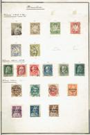 Petite Collection De + De 40 Timbres (o) De Bavière (kleine Sammlung Aus Bayern) - Bayern